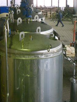 Установка для промывки теплообменников Cip-Station 8000 Зеленодольск Паяный пластинчатый теплообменник SWEP AB10T Троицк