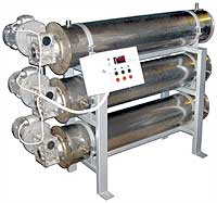 Скребковый теплообменник б//у теплообменник водоводяной систем вентиляции